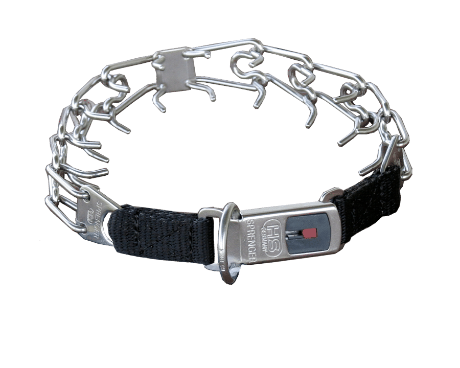 are prong collars humane